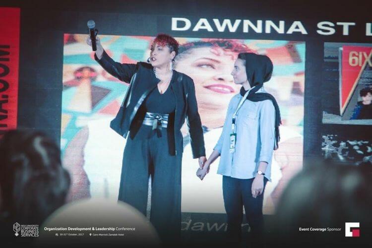 DawnnaInEgypt